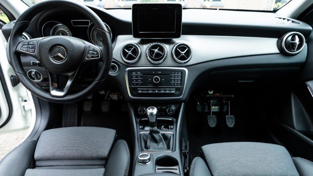 Interieur Mercedes GLA